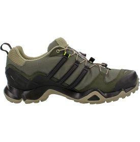 adidas uomini terrex swift r gtx scarpe scarpe da trekking grigio / verde