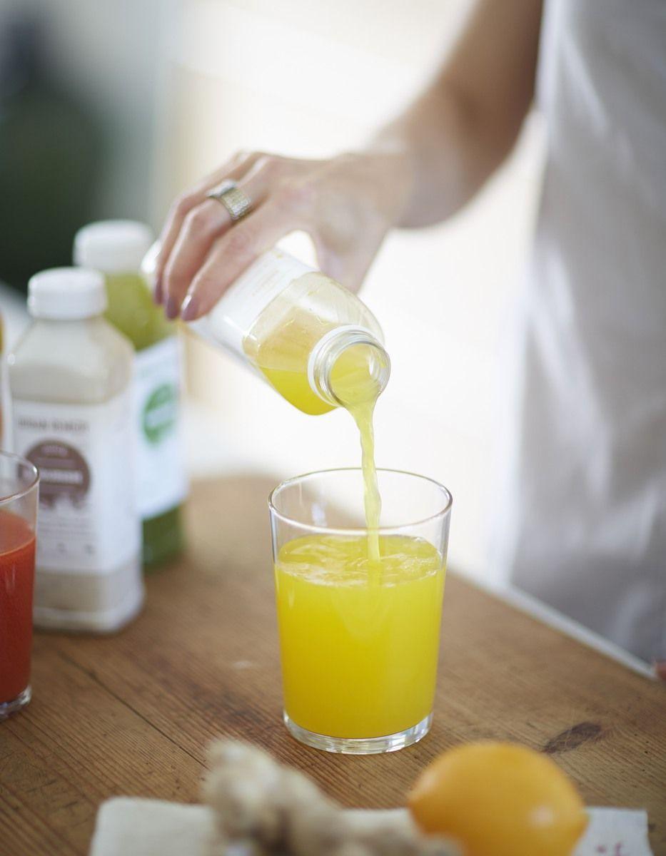 turmeric lemonade    Urban Remedy