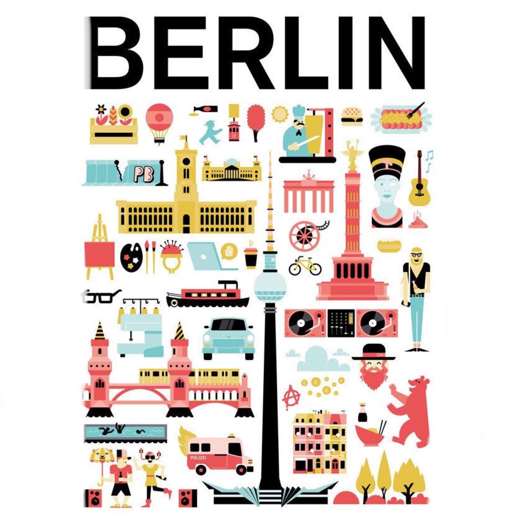 Pin Van Poirier Op Carnet De Voyage Berlijn Duitsland Berlijn Reisideeen