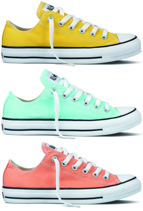 converse all star couleur pastel