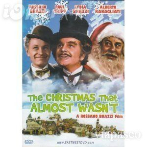 Christmas That Almost Wasn T.The Christmas That Almost Wasn T Christmas Specials