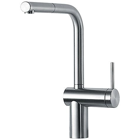 Buy KWC Livello Single Lever Pull-Out Spray Kitchen Tap Online at ...