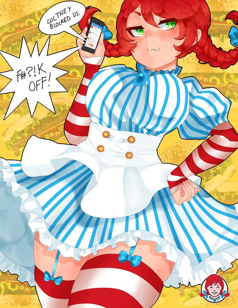 Wendy S Fast Food Hentai