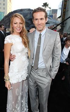 Ryan Reynolds Blake Lively Get Married