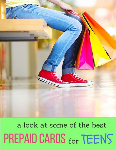the best prepaid and debit cards for teens and parents - Prepaid Cards For Teens