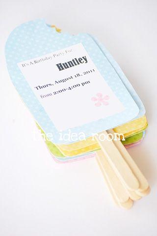 Gutschein Zum Eis Essen | Einladung Kindergeburtstag | Pinterest, Einladungs