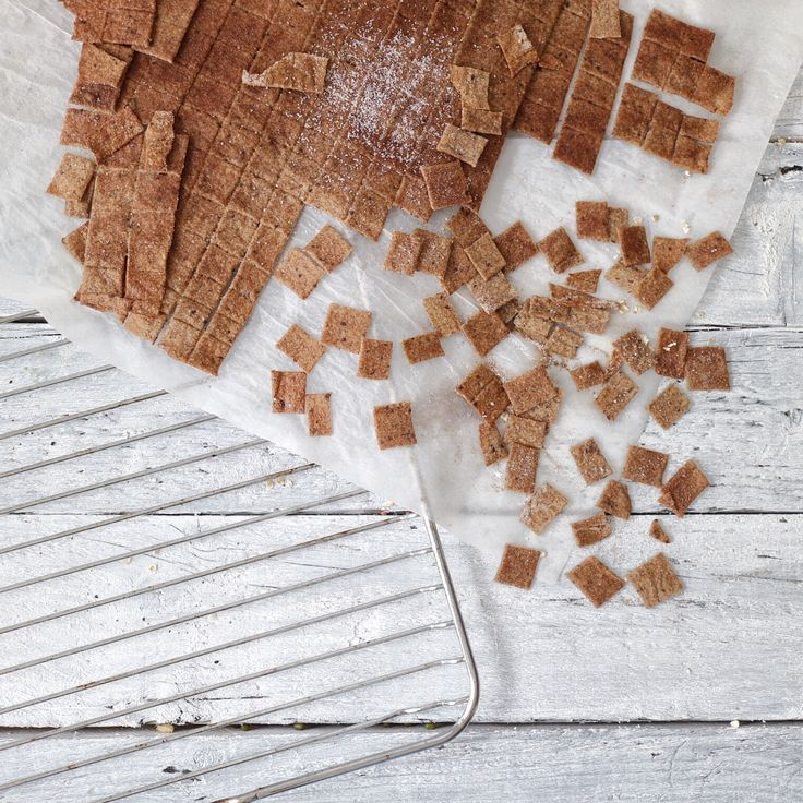 Vegan Cinnamon Toast Crunch (Refined Sugar Free) - Romy London