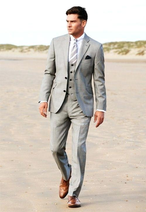 Light Grey Suit Brown Shoes Light Grey Suit For Elegant Man A Fashion Blog Light Grey Grey Suit Brown Shoes Light Grey Suit Brown Shoes Grey Suit Combinations