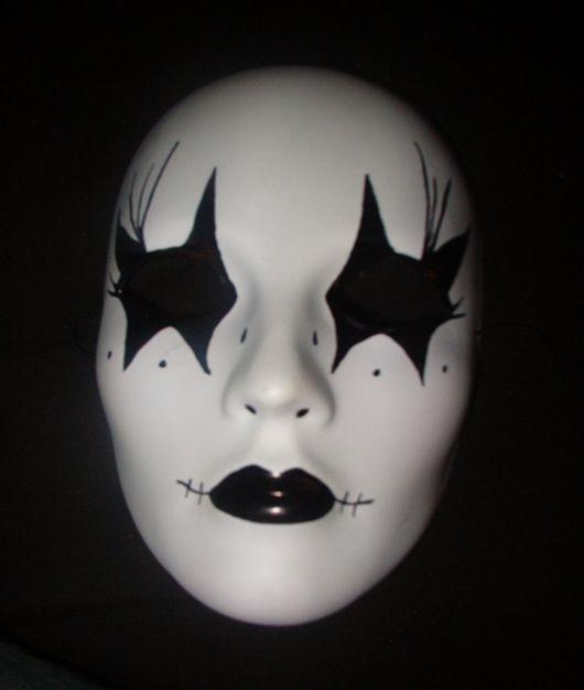 scary doll mask 20 creepy killer masks to wear for this halloween - Creepy Masks For Halloween