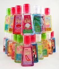 Pocketbacs I Love You Collection Bath Body Works Bath Body