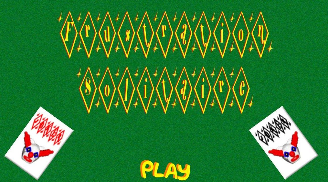 Frustration Solitaire! ♣️♦️ Download here on the App Store