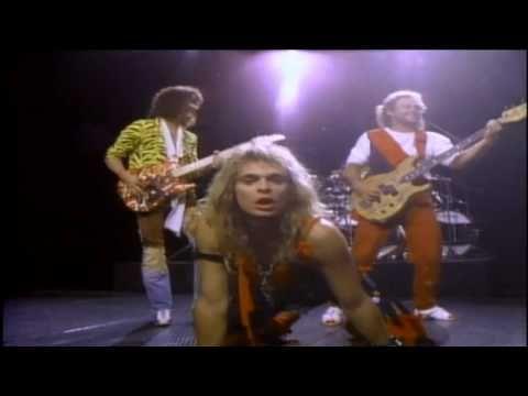 Van Halen Jump Hd Van Halen Youtube Halen