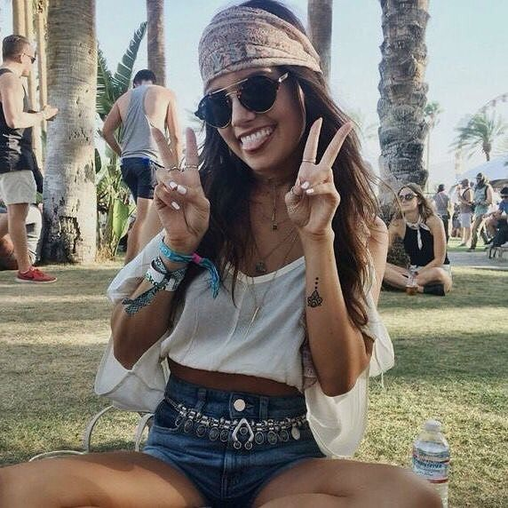 perfect festival outfit inspo day