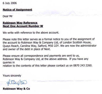 thread pkea robinson way next complaint letter templates Home - complaint format