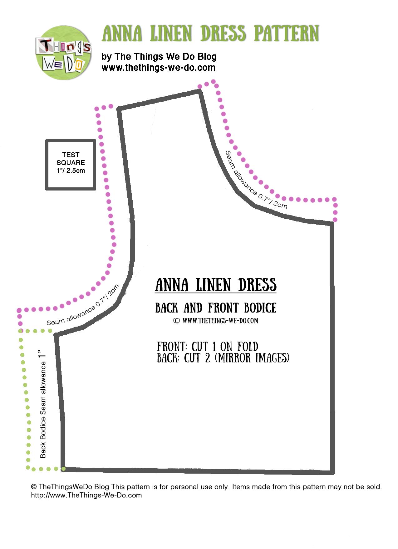 Como hacer un vestido sin mangas para niñas con patrones | Costura ...
