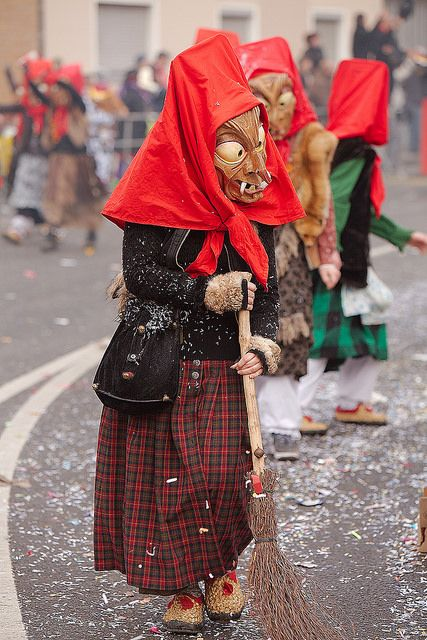 Rosenmontag in Mainz / Fasching /  Carneval