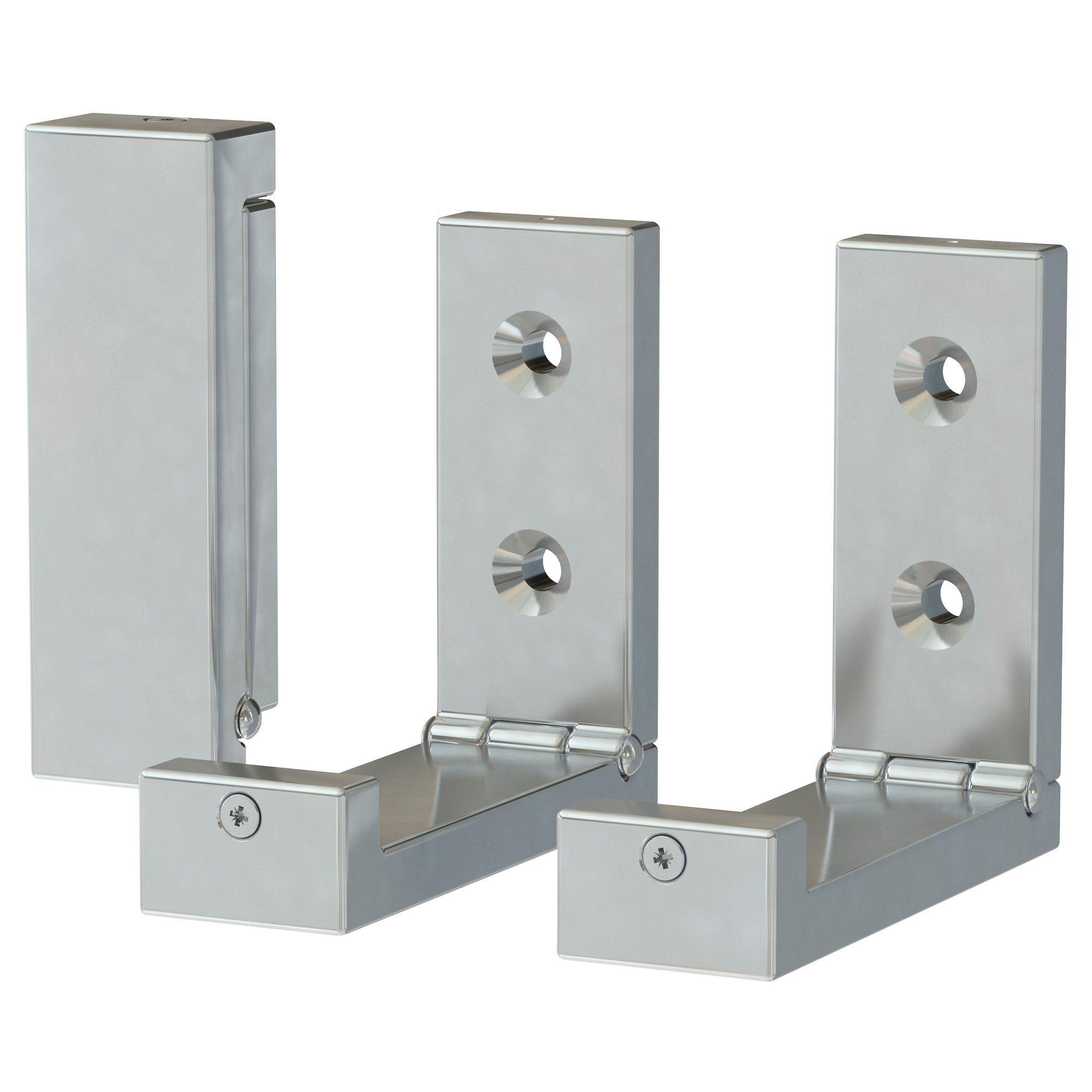 Gancio Per Sedie Pieghevoli.Bjarnum Gancio Pieghevole Alluminio Arch Interior Ikea