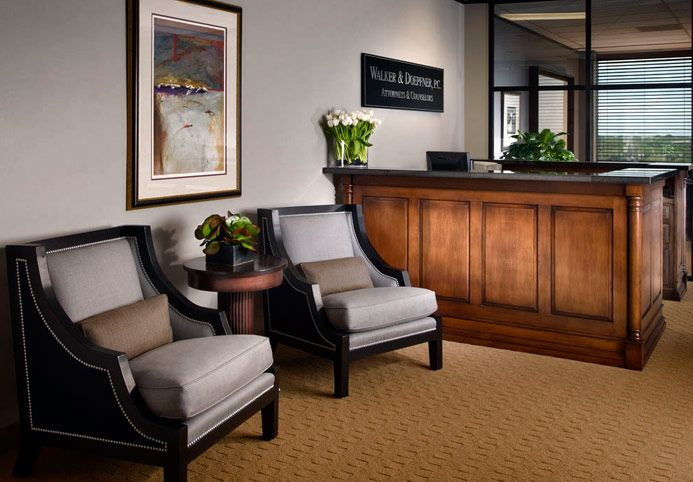 Katie Emmons Design Portfolio Law Office Decor Law Office