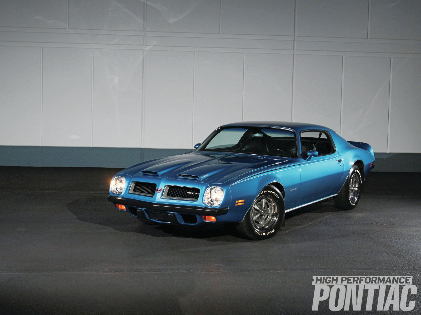 1974 Pontiac Firebird Wiring Diagram