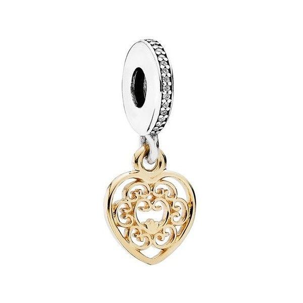 Pandora magnificent heart dangle charm 790 dkk liked on pandora magnificent heart dangle charm 790 dkk liked on polyvore featuring jewelry pendants 14k pendant heart charms 14k charm bracelet aloadofball Image collections