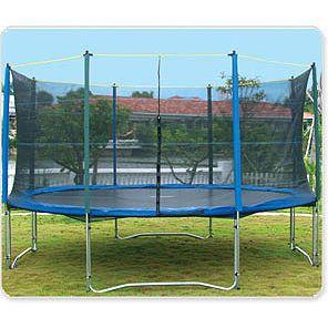 trampoline hamar