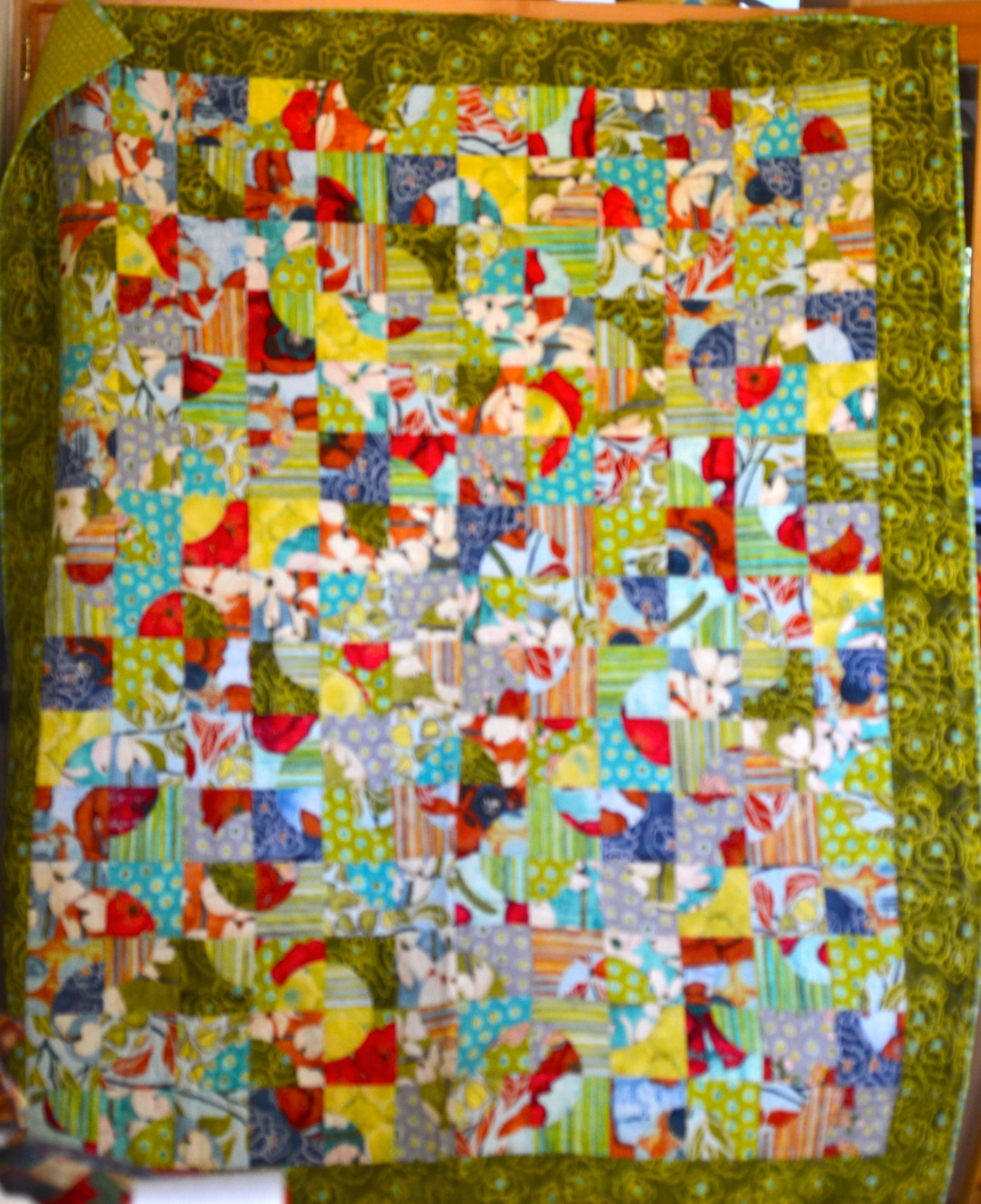 From Ann in ID via H2H 2015 charity quilt drive. LOH-Q911 is so thankful for every quilter!