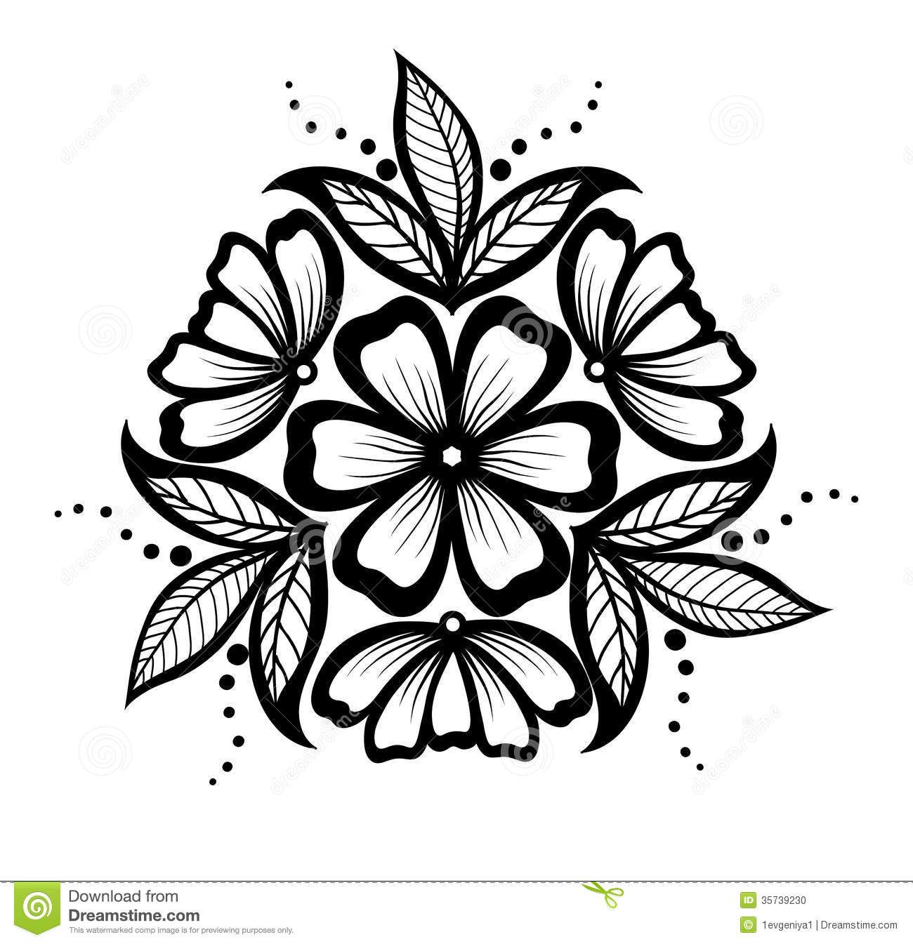 Simple floral designs patterns dibujos pinterest lace design simple floral designs patterns thecheapjerseys Choice Image