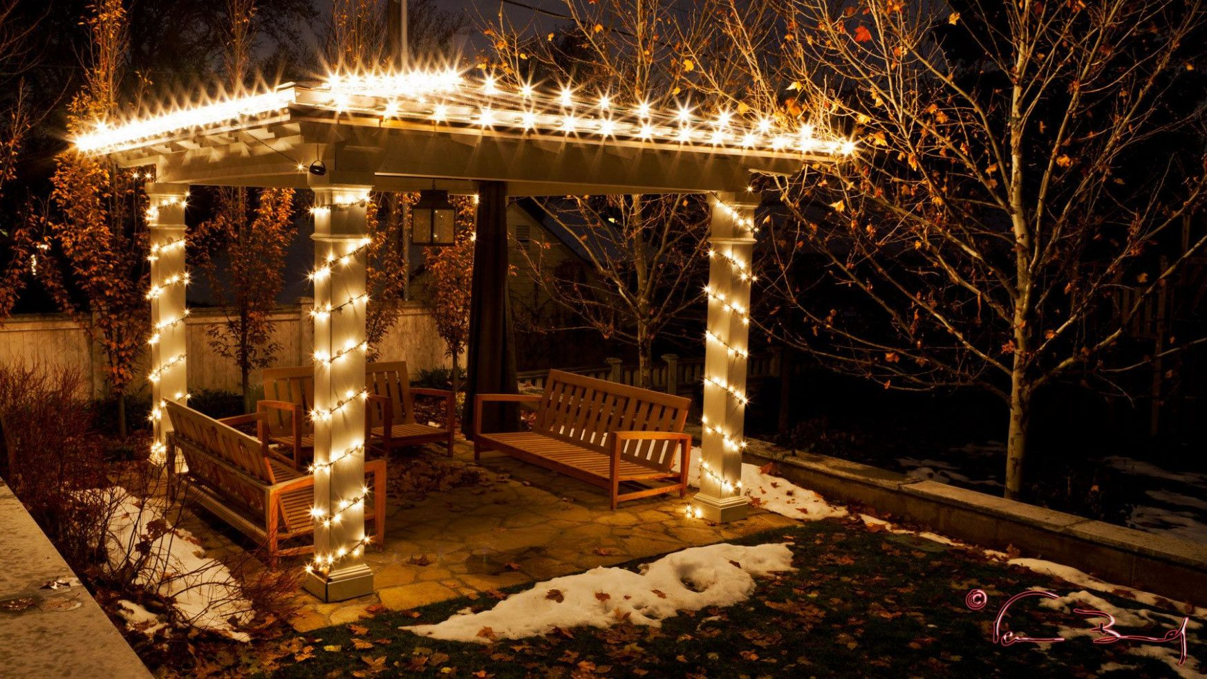 Outdoor Wedding Gazebo Fairy Lights Outdoor Wedding Gazebo Gazebo Lighting Gazebo Wedding