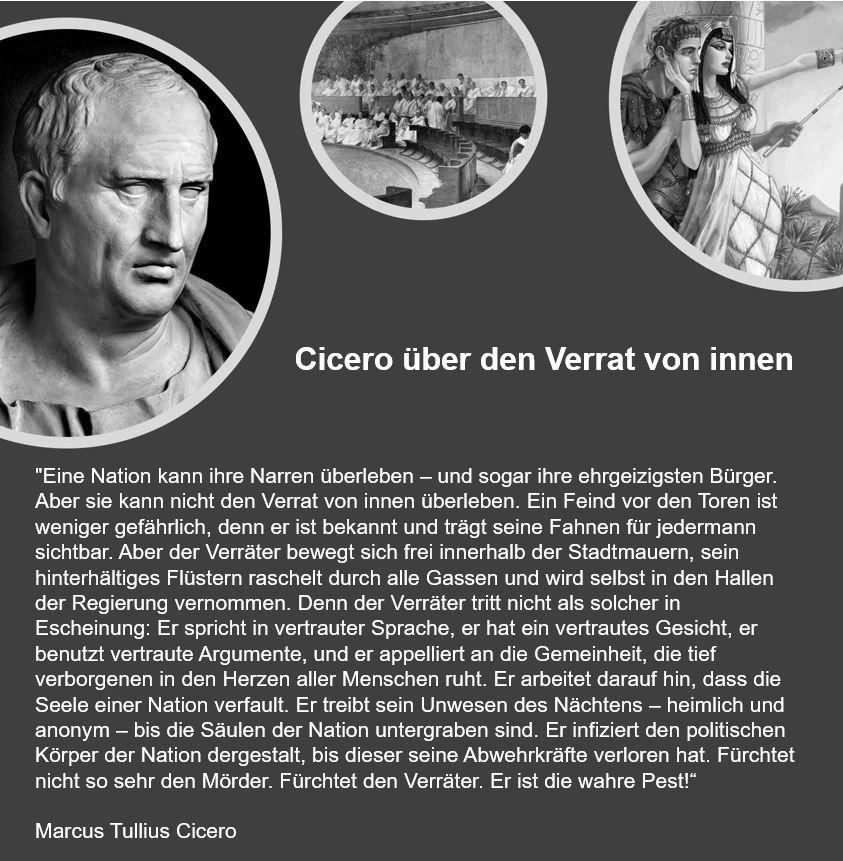 Marcus Tullius Cicero Ein Römischer Politiker Anwalt