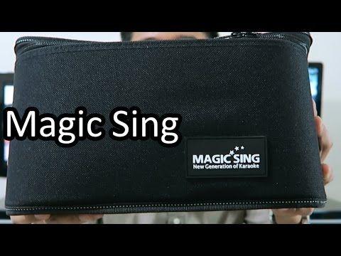 Magic Sing Karaoke System Review #ionlyrevieweverything