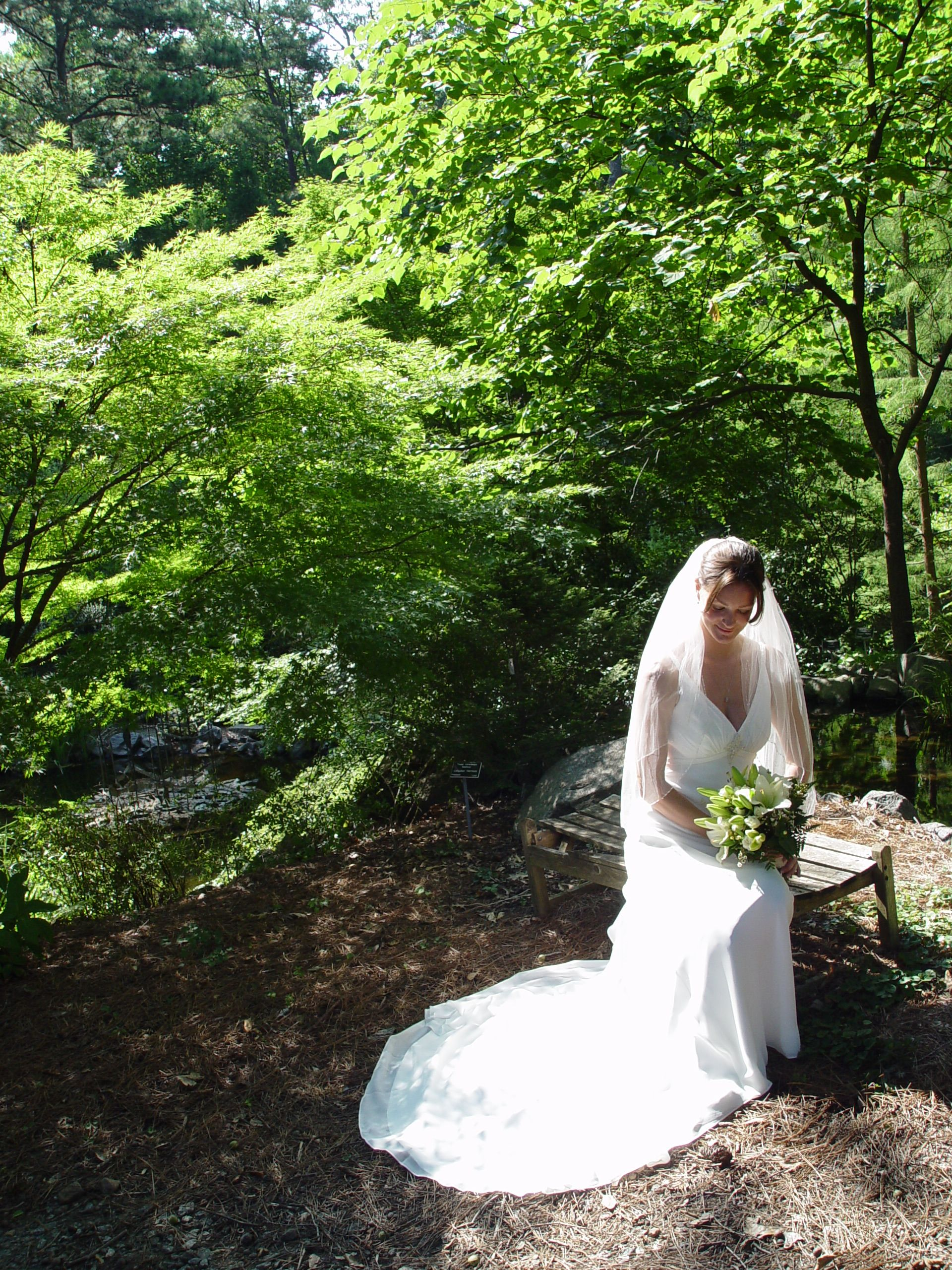 Romance and beauty at SmithGilbert Gardens in Kennesaw
