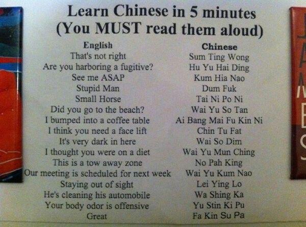 lernenbild von constanze hummel auf humor  chinesisch