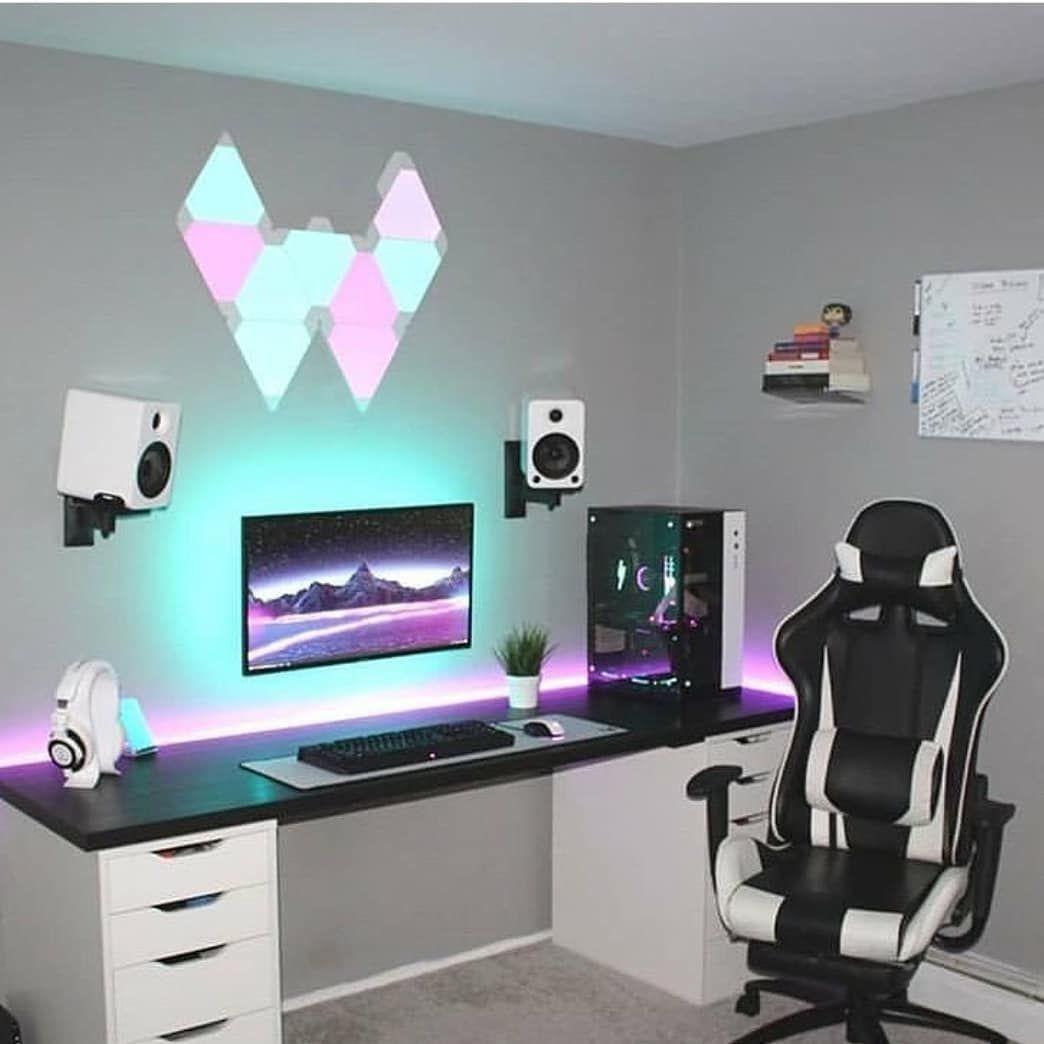 Sélection des plus beaux Set Up de Gamers!! Si toi aussi tu es un