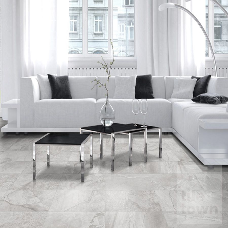 Canada Grey Porcelain Floor Tiles Supplied By Tile Town Discounted