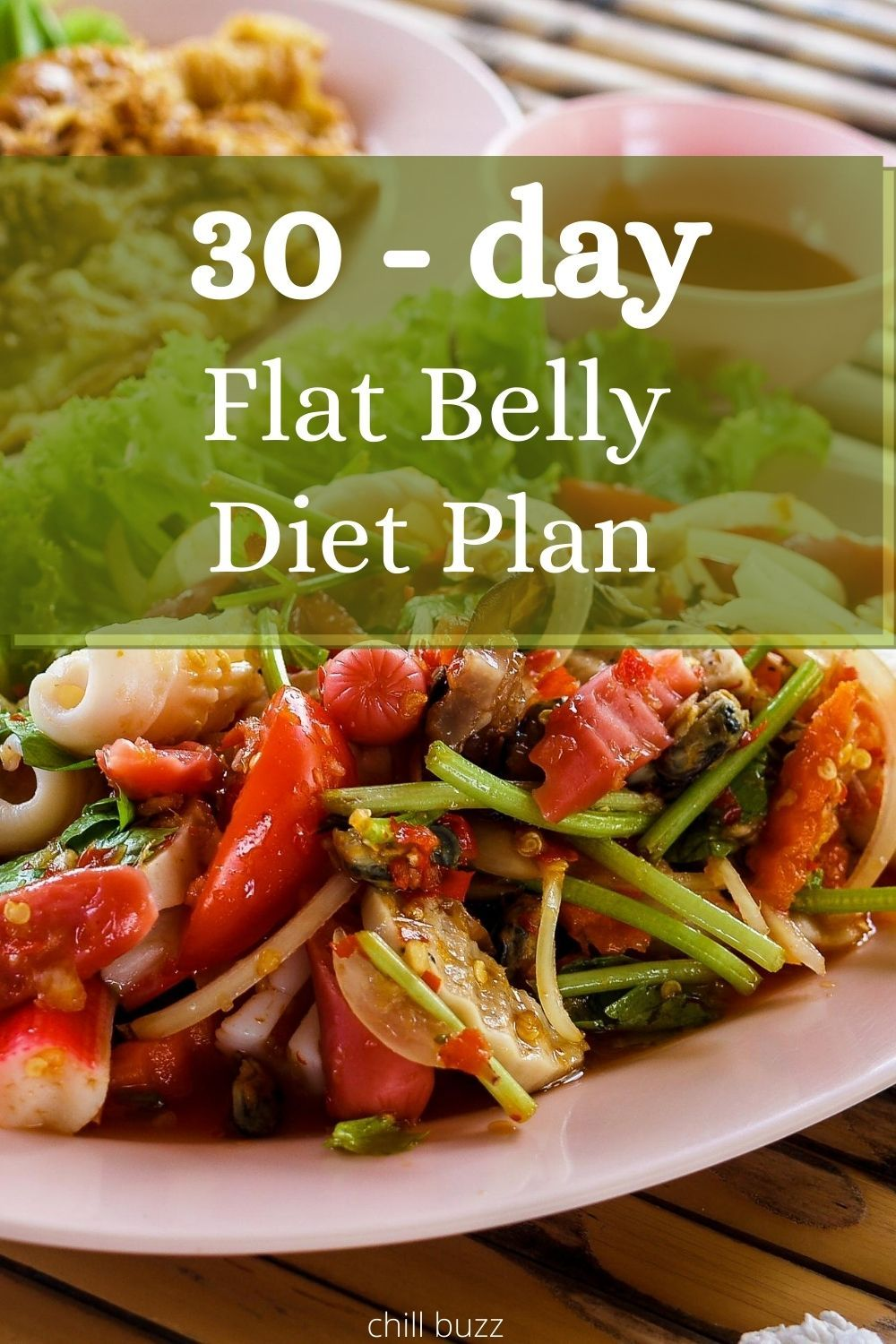 In addition to those research-backed flat-belly foods, this plan includes plenty of fiber and probiotic foods, like kefir and yogurt, that nourish your gut and help the good bacteria thrive. #weightloss #dietrecipes #weightlossrecipes #weightlossideas #diet #dietinspiration #healthyrecipes