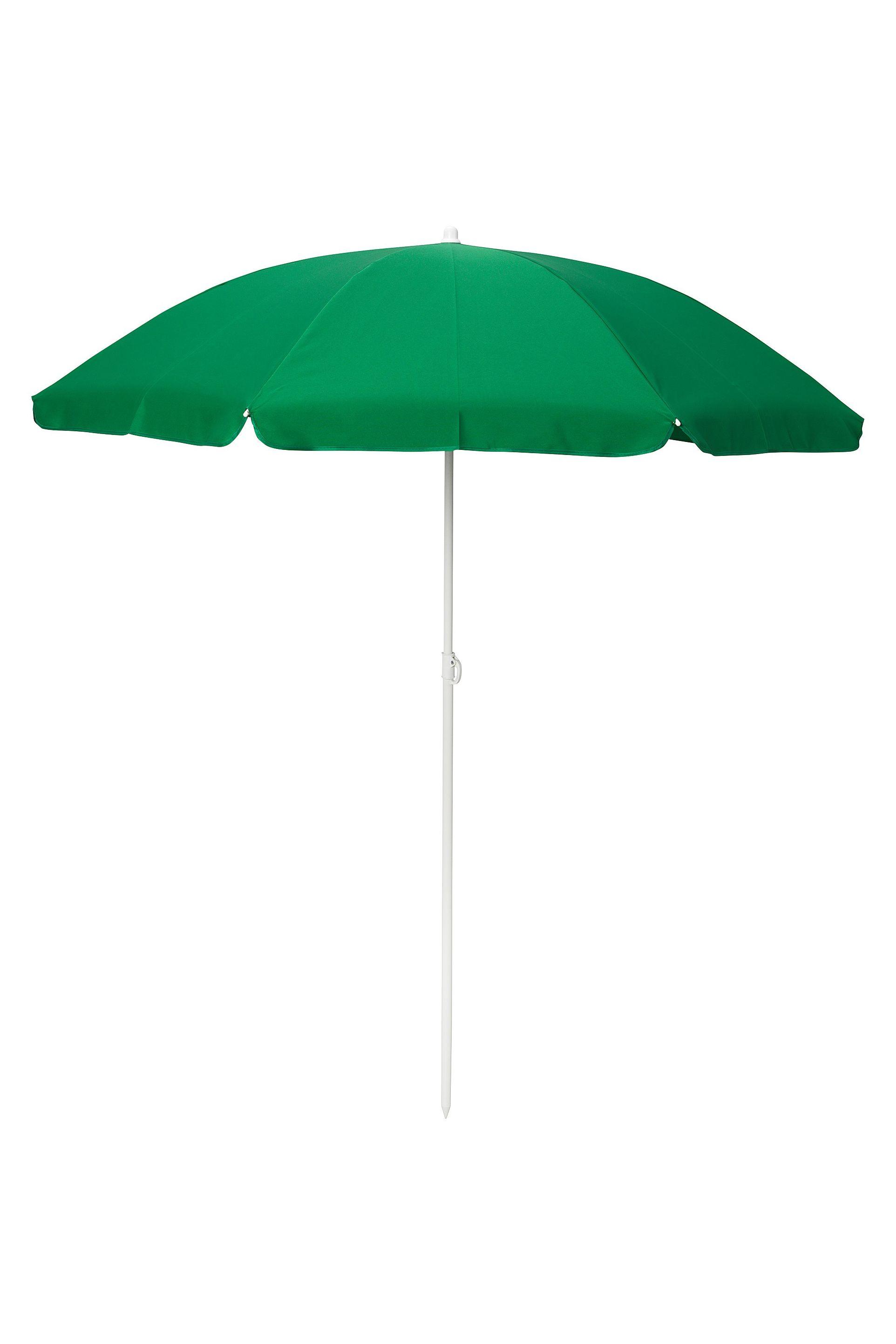 Sonnenschirm RAMSÖ verstellbar, grün in 2019 | Garten ...