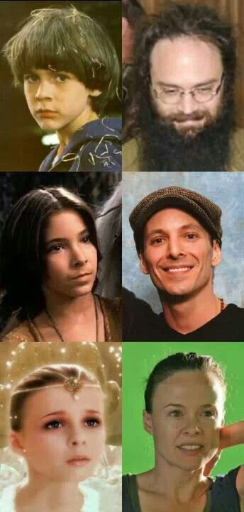 Neverending Story Cast Then And Now Loved That Movie The