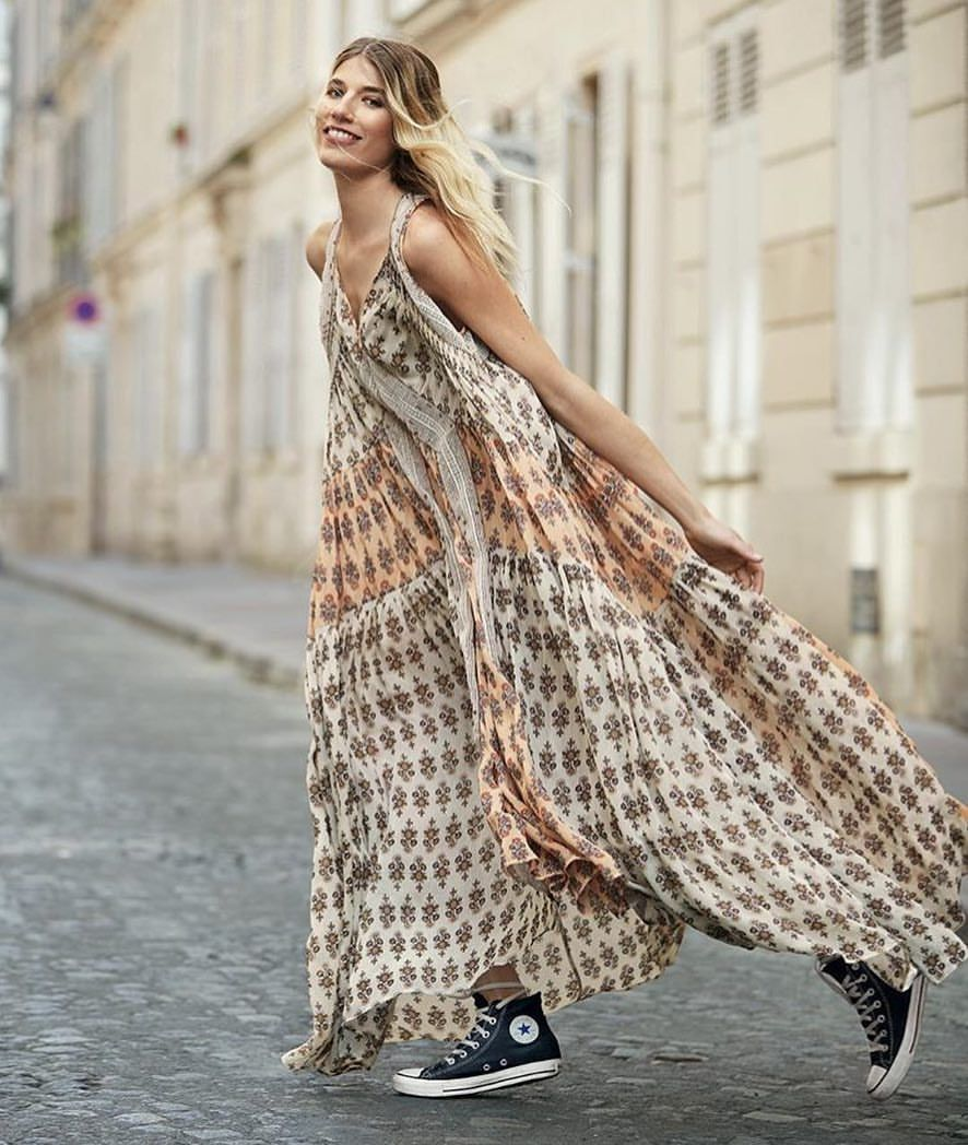 6dbb3e04b25 ... wear those shoes with this dress. 379 Beğenme