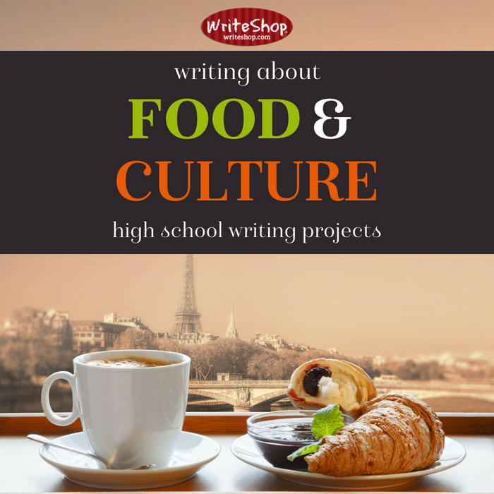 Writing About Food And Culture