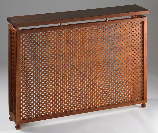 Cubreradiadores de madera carpinter a ojeda en cuenca espa a ideas para el hogar - Ideas para cubrir radiadores ...