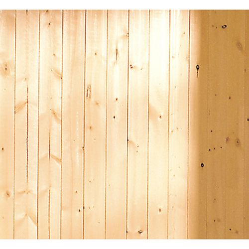 Evertrue 8 H Stain Grade Knotty Pine V Groove Plank Paneling Item