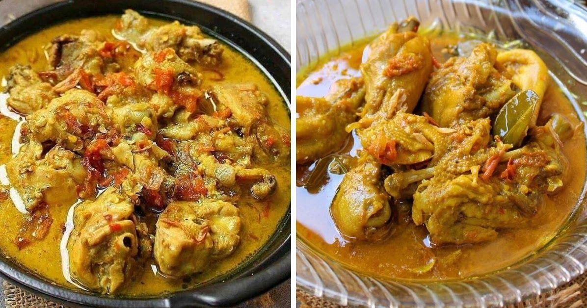 Resep Kare Ayam Favorit Keluarga Saya Ini Kalau Masak Kare Mesti Harus Pedes Tingkat Bledek Wkwk Menjawab Pertanyaan Temen Teme Memasak Resep Makanan Pedas