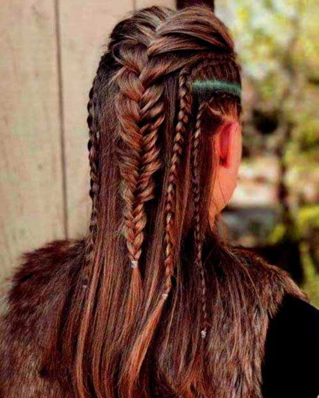 viking hair ♥ | hair in 2019 | viking hair, hair styles