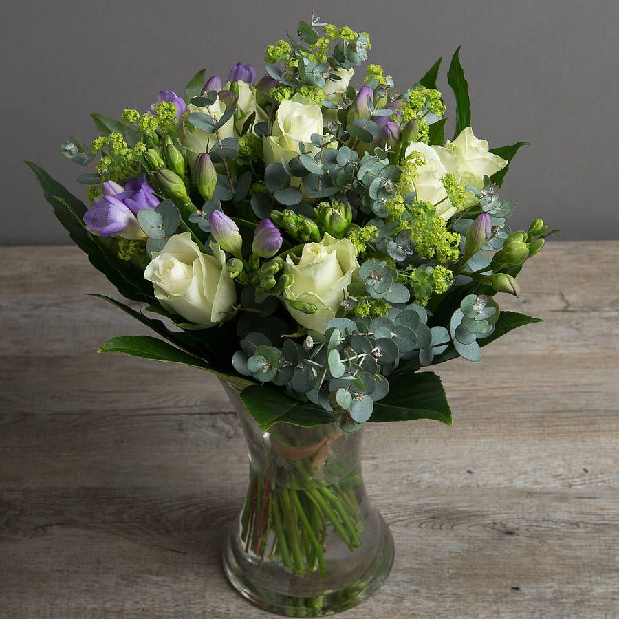 Scented rose and freesia fresh flowers bouquet studios the scented rose and freesia fresh flowers bouquet izmirmasajfo Gallery
