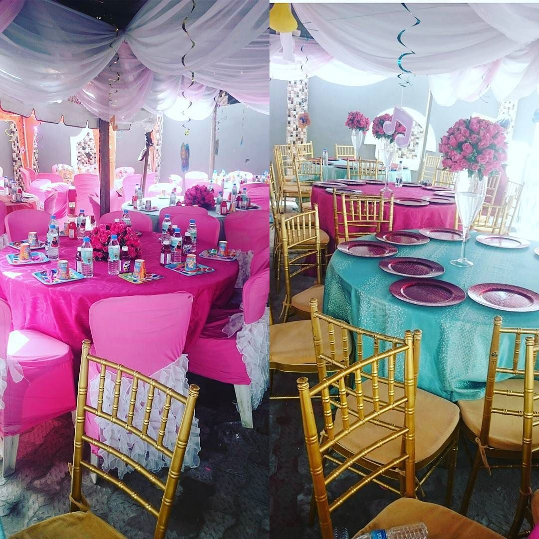 Nigerian wedding decoration images  The buzz of last weekend was about biddogoldus exclusive party in
