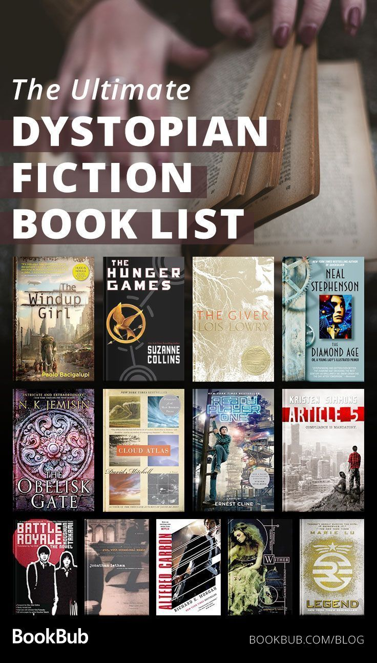 The Biggest Dystopian Books of the Last 25 Years is part of Dystopian books, Dystopian fiction books, Best dystopian books, Dystopian fiction, Bestselling books, Books - From burgeoning classics to hidden gems to smash hits!