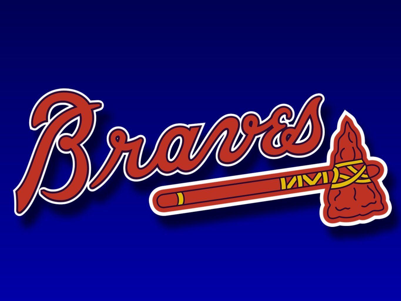 Atlanta Braves Primary2full Atlanta Braves Logo Atlanta Braves Game Atlanta Braves