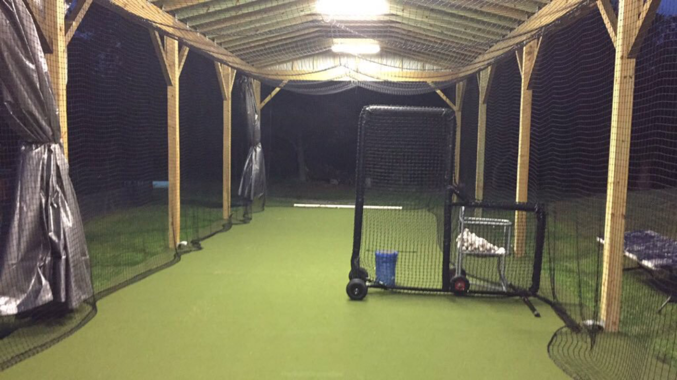 pin by matt snyder on covered batting cage or bocce court pavilion