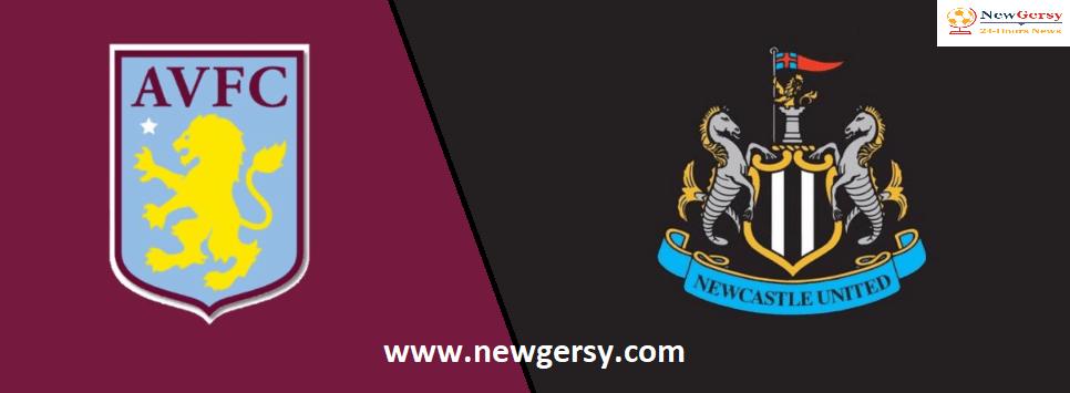 Aston Villa 2-0 Newcastle United Live stream Premier ...