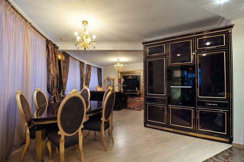 Salle à manger baroque dans un intérieur contemporain ! | Chaises ...
